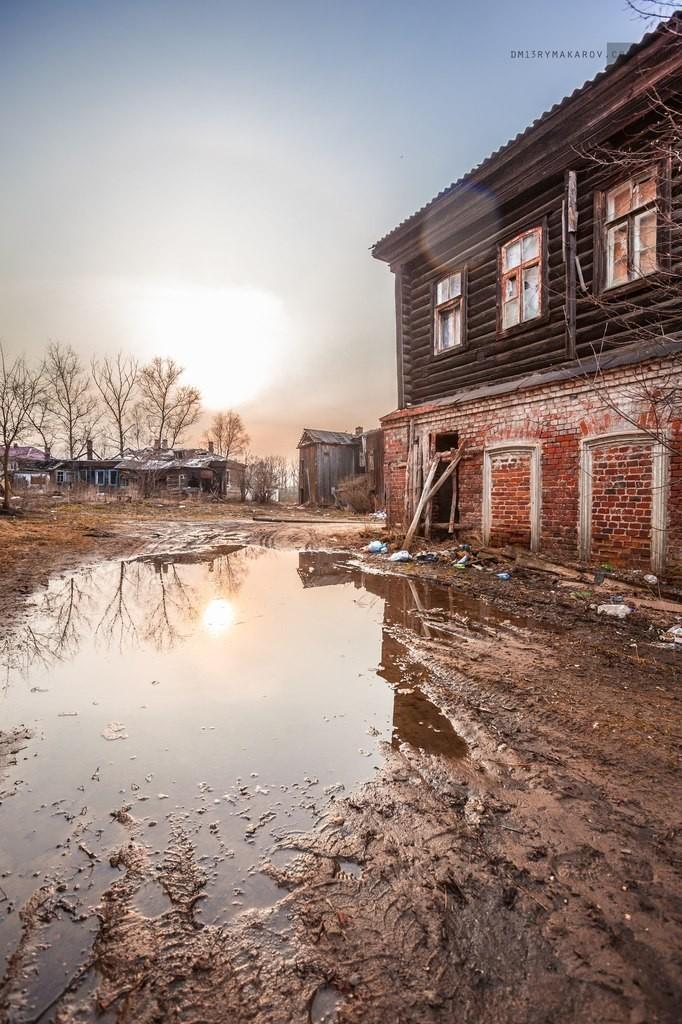 Киржач - город контрастов 08