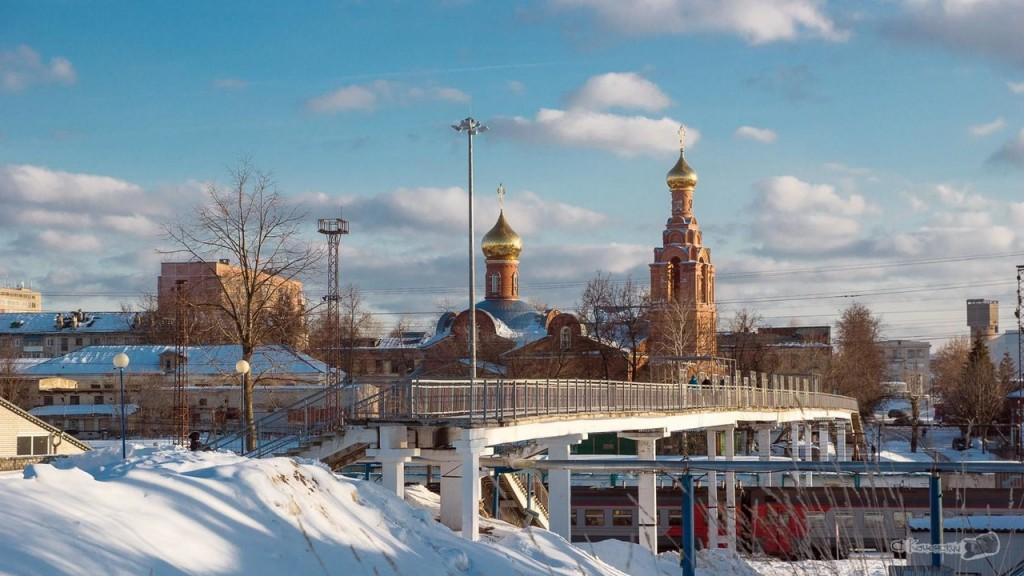 Ковров. Храм Феодоровской божьей матери