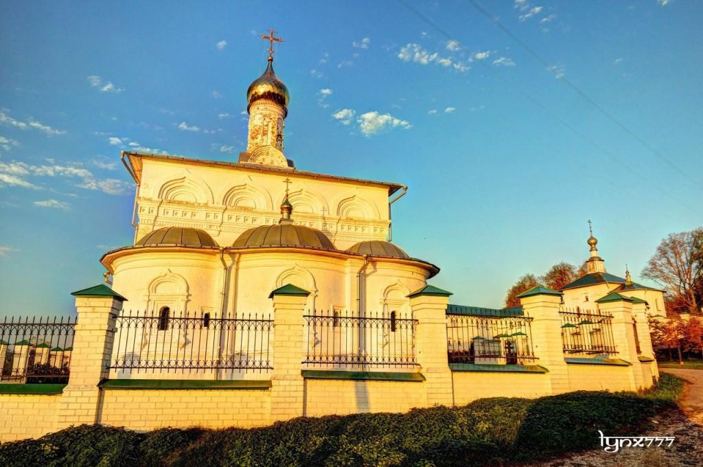 Космо-Яхромской монастырь, село Небылое 03