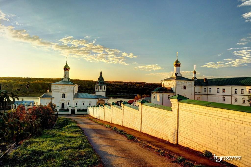 Космо-Яхромской монастырь, село Небылое 04