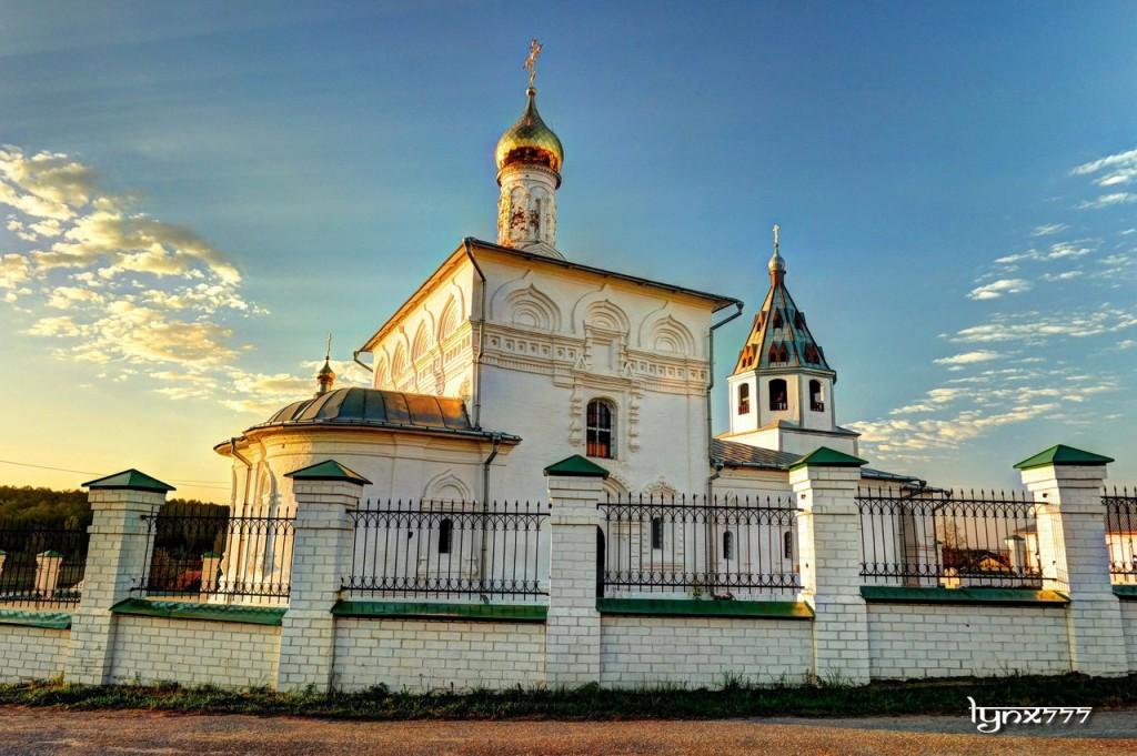 Космо-Яхромской монастырь, село Небылое 05