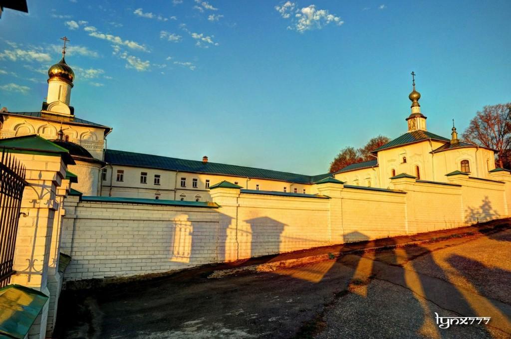 Космо-Яхромской монастырь, село Небылое 06