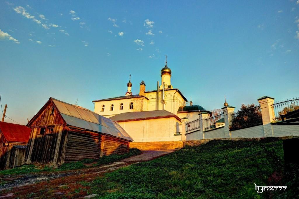 Космо-Яхромской монастырь, село Небылое 07