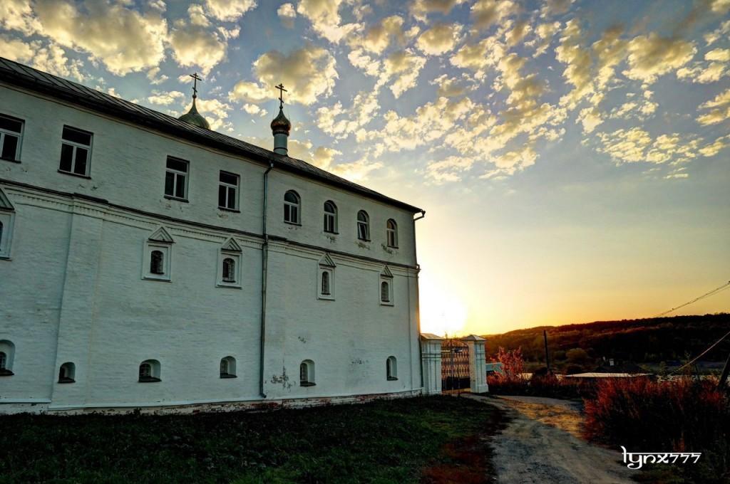 Космо-Яхромской монастырь, село Небылое 08