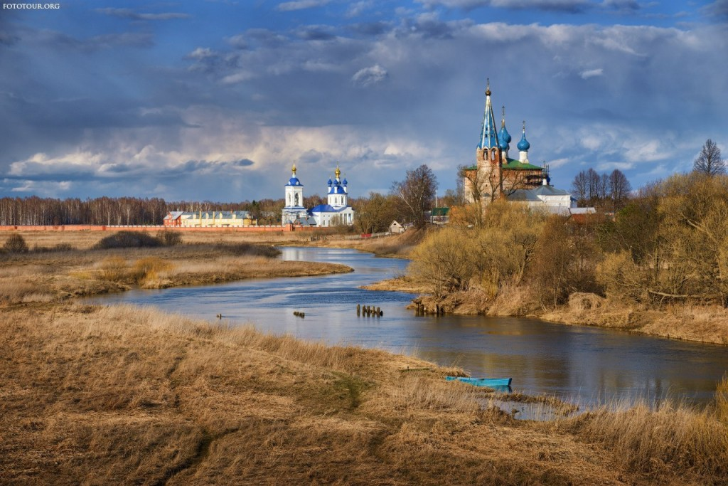 Красота Ивановского села с. Дунилово, с. Введенье 01