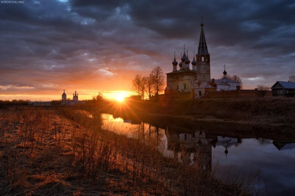 Красота Ивановского села с. Дунилово, с. Введенье 05