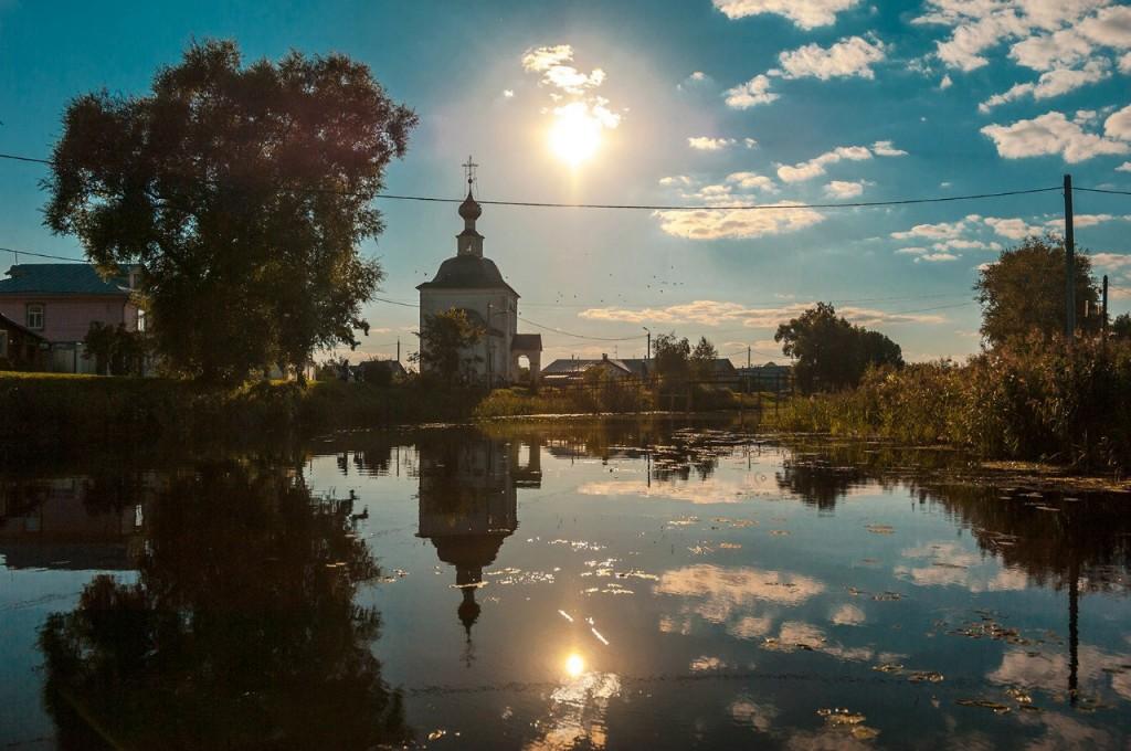 Красоты летнего Суздаля от Бориса Пучкова 01