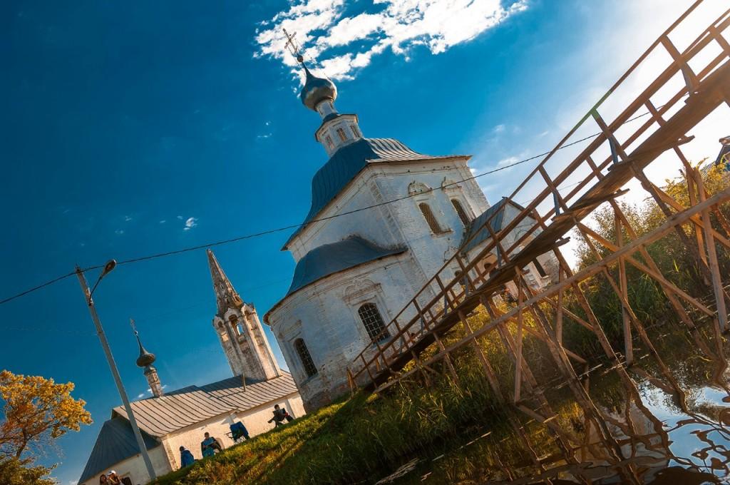 Красоты летнего Суздаля от Бориса Пучкова 04