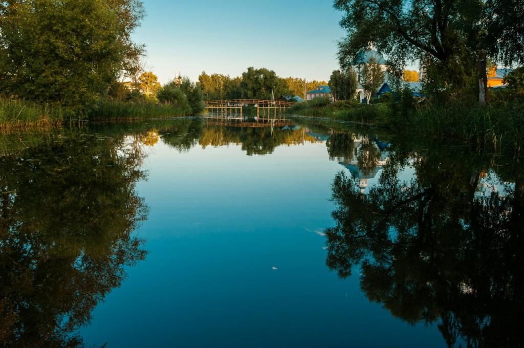 Красоты летнего Суздаля от Бориса Пучкова 09