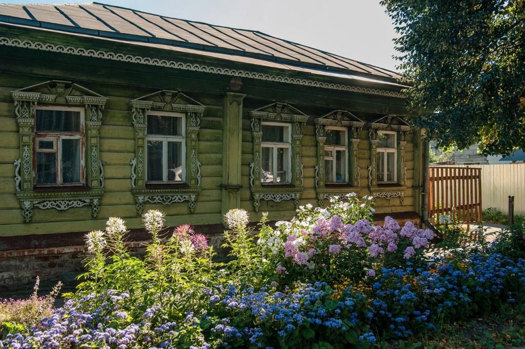Красоты летнего Суздаля от Бориса Пучкова 10