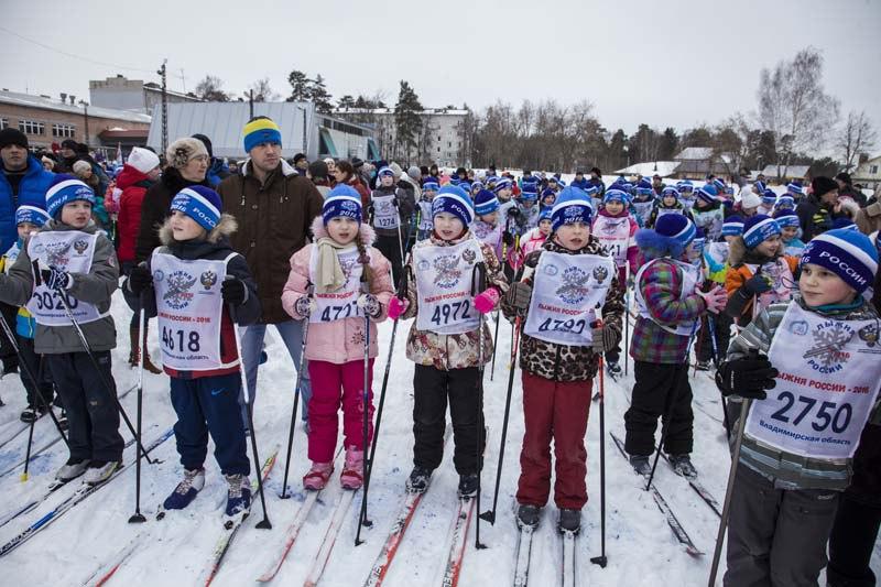 Лыжня России 2016 (Спортивный Муром) 11