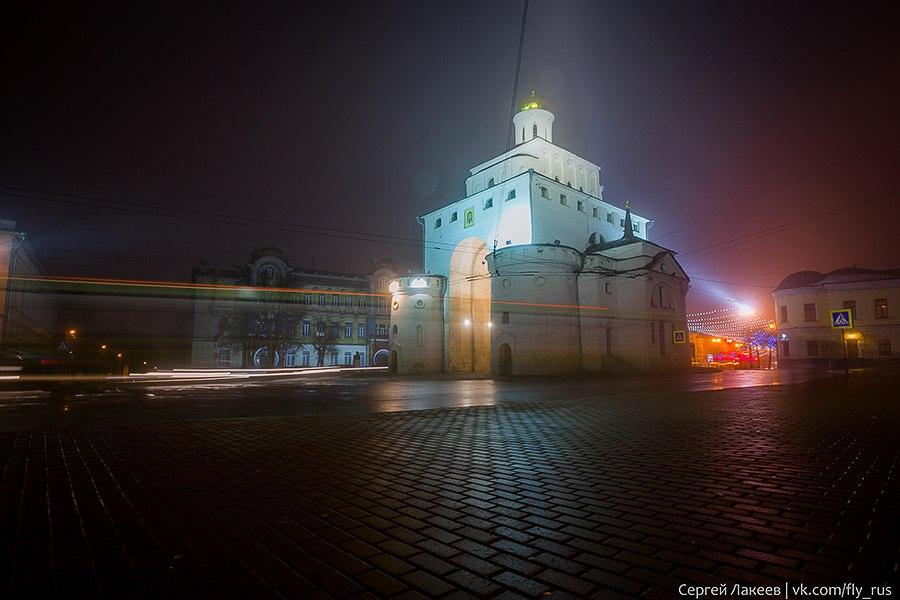 Мартовская ночь во Владимире 03