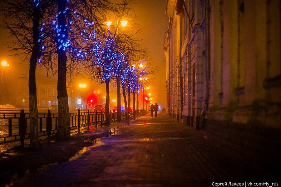 Мартовская ночь во Владимире 05