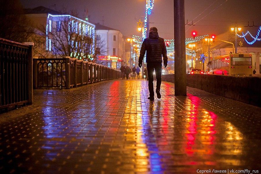 Мартовская ночь во Владимире 07