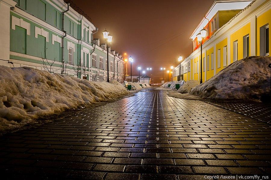 Мартовская ночь во Владимире 08