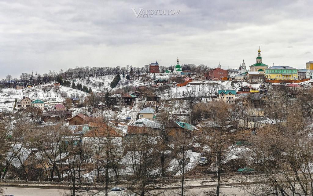 Март во Владимире Вадима Аксёнова 04
