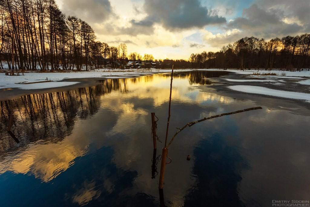 Март. Меленковский пейзаж 06