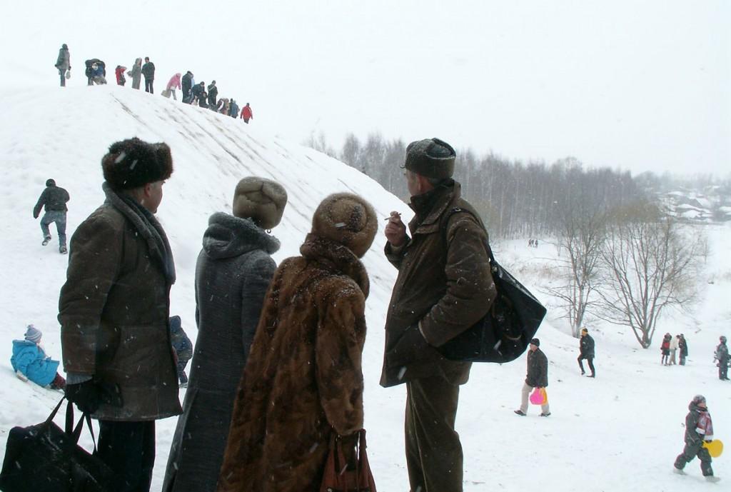 Масленица в Суздале. Март 2006 года 05