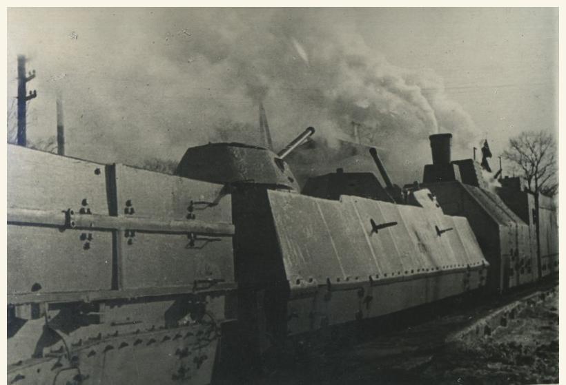 Муромский бронепоезд 06