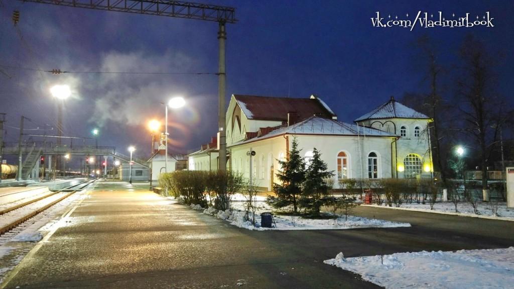 Муромский регион Горьковской железной дороги 01