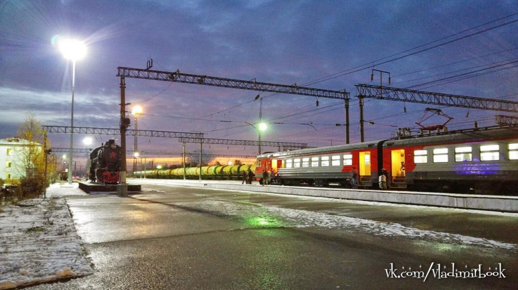 Муромский регион Горьковской железной дороги 02