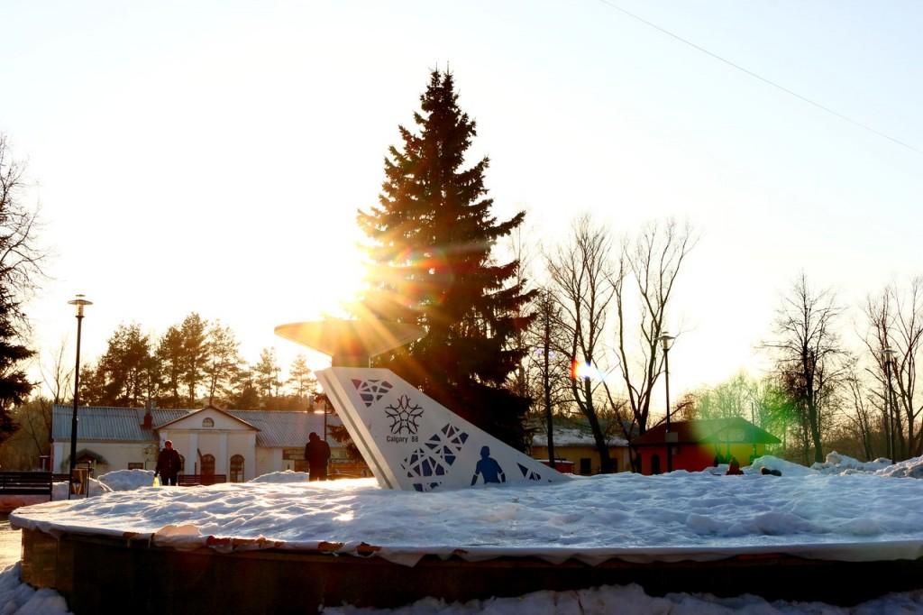 Муром, Вербовский, Зима 02
