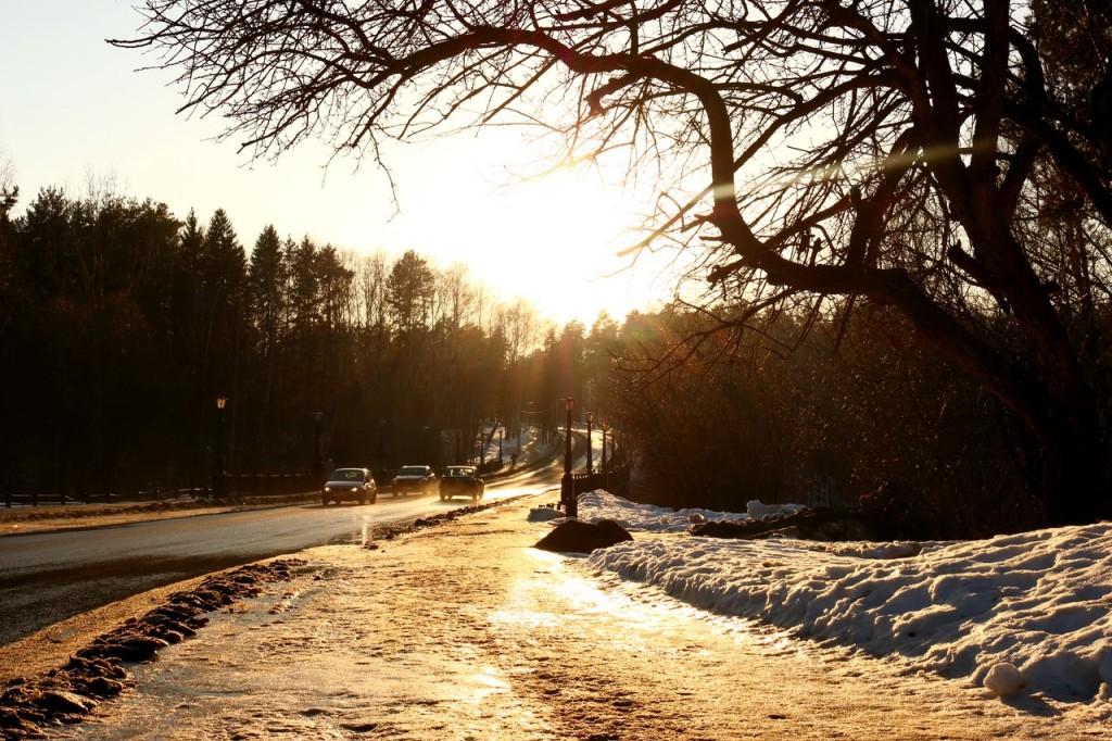 Муром, Вербовский, Зима 05
