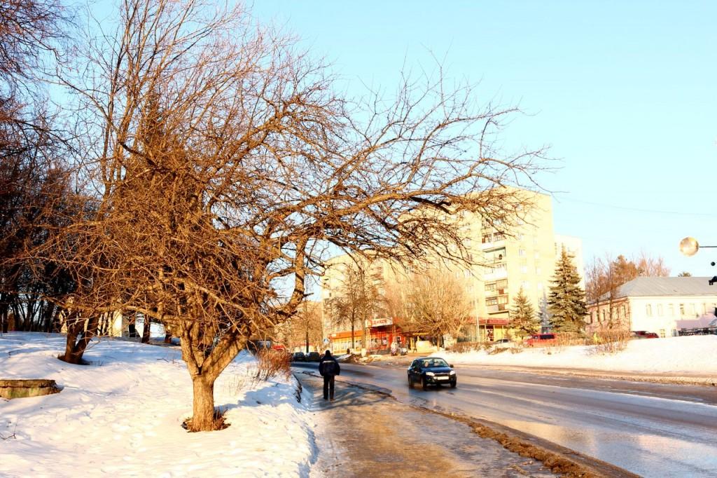 Муром, Вербовский, Зима 06