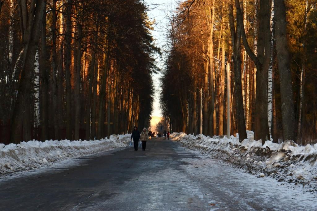 Муром, Вербовский, Зима 07