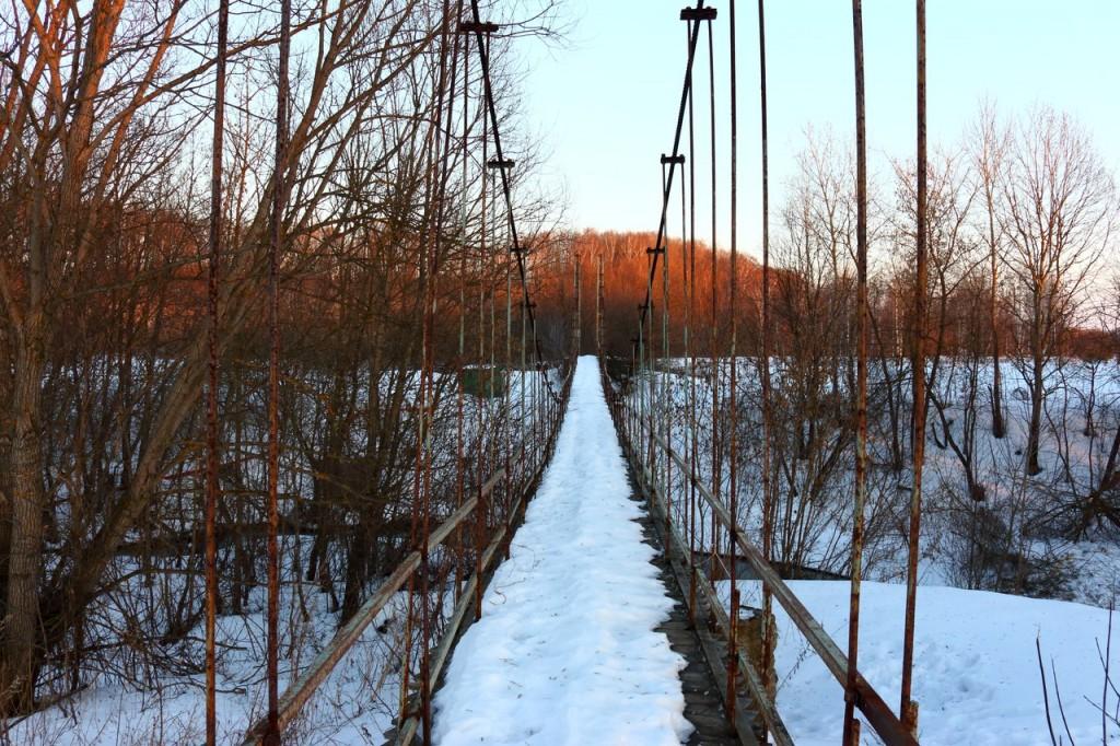 Муром, Вербовский, Зима 09