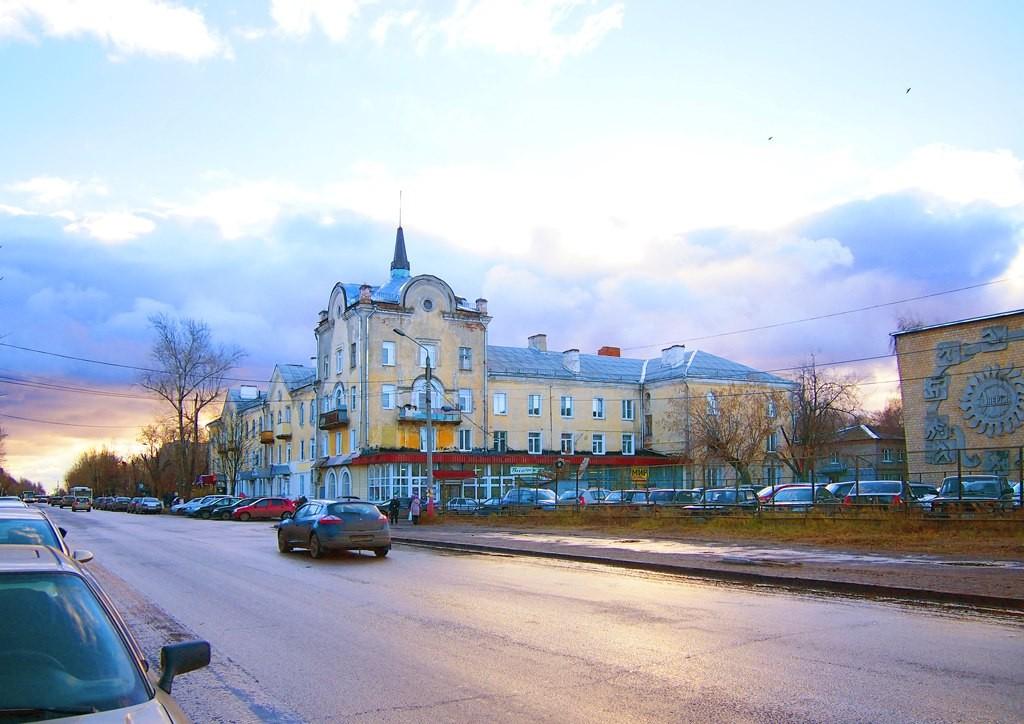 Муром, Карачаровское шоссе 11, Архитектура