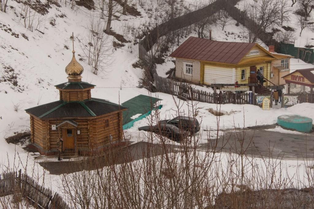 Муром. Зима. Село Карачарово 08