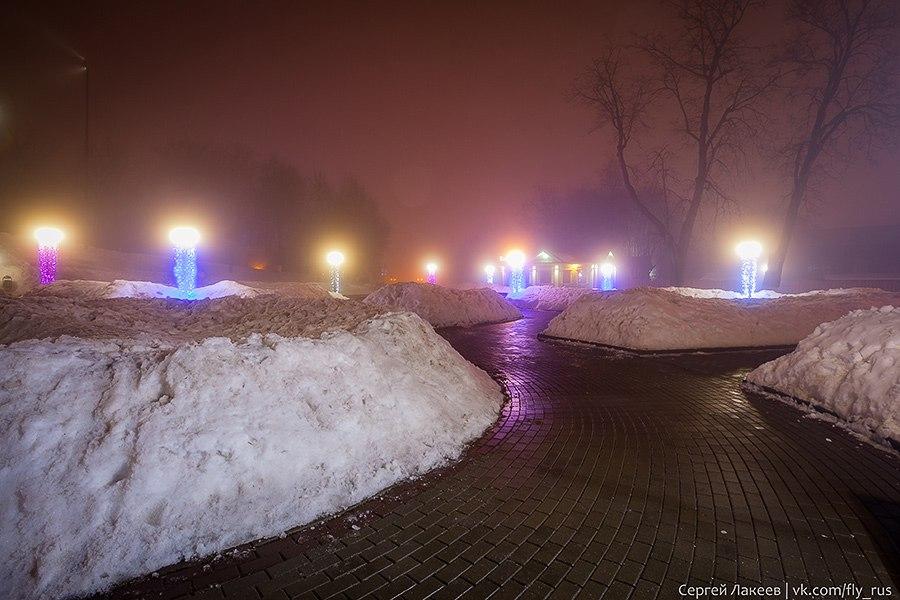 Наступление весны во Владимире 02