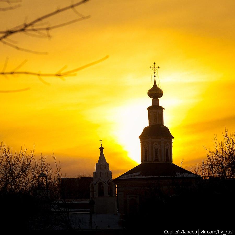 Наступление весны во Владимире 04