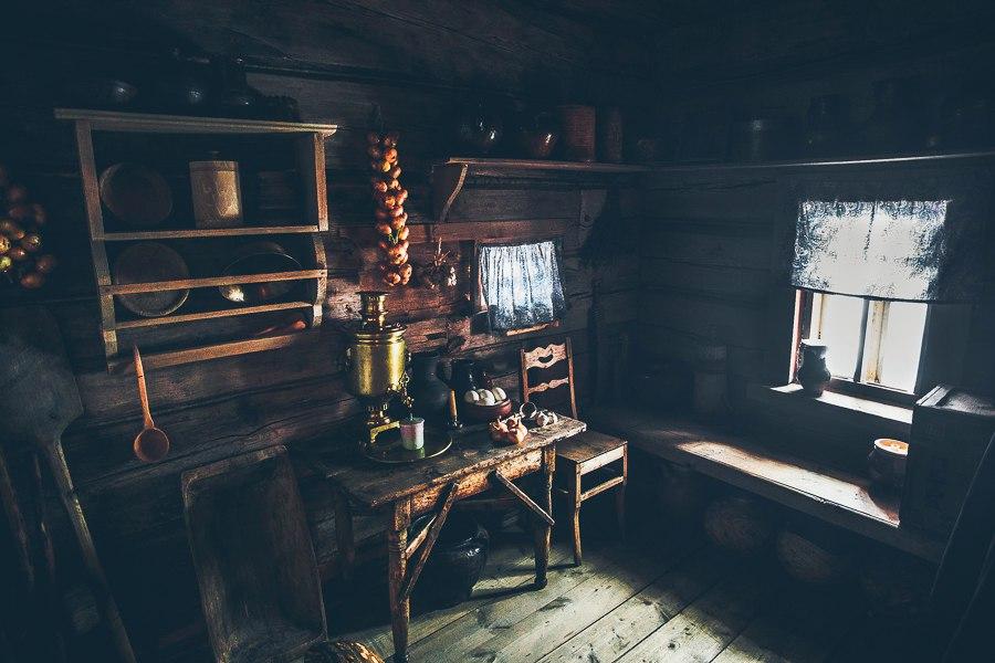 Натуральный уют - Музей деревянного зодчества в Суздале 04