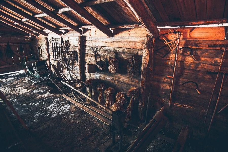 Натуральный уют - Музей деревянного зодчества в Суздале 09