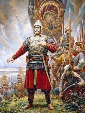 Национальный герой Дмитрий Пожарский