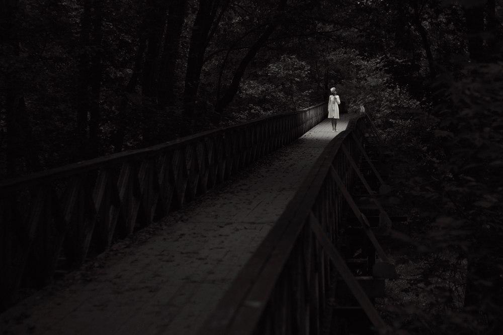 На Вербовском мосту