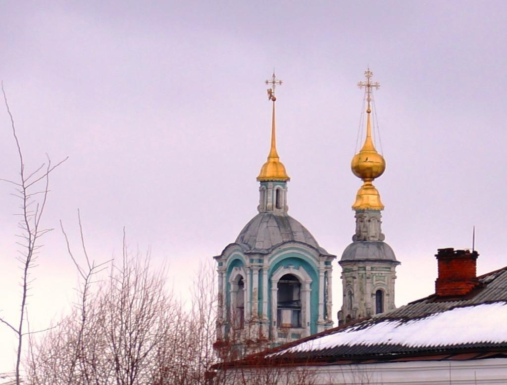 Никитская церковь Юлии Селиверстовой