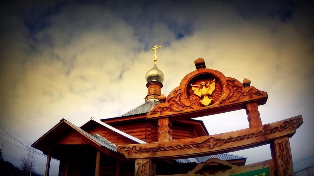 Николо-Сергиевский храм-часовня (д.Соболево, Муромского района) 02