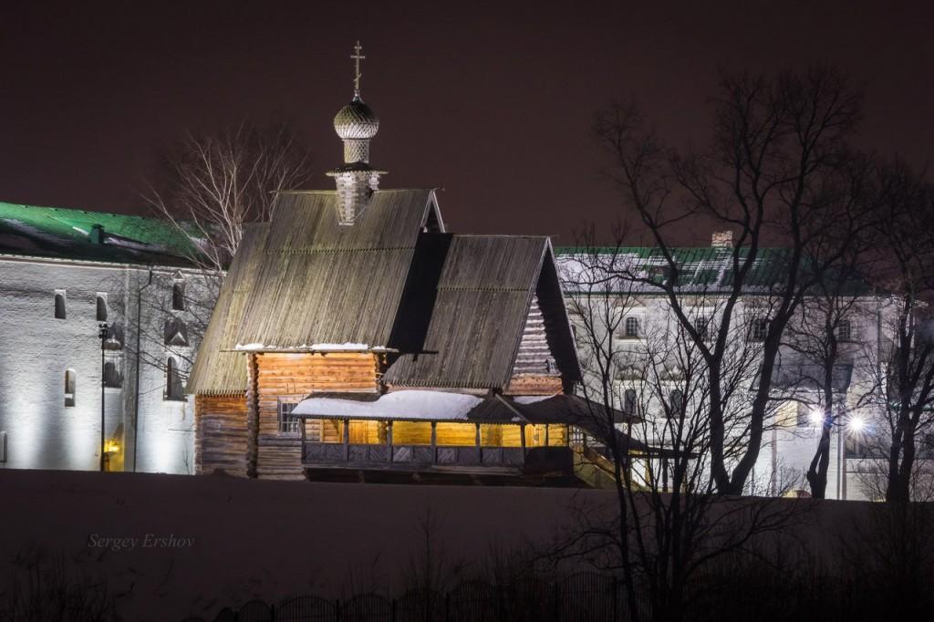 Никольская церковь в Суздальском кремле