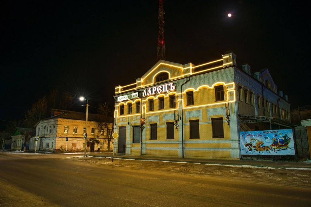Ночной Киржач 01