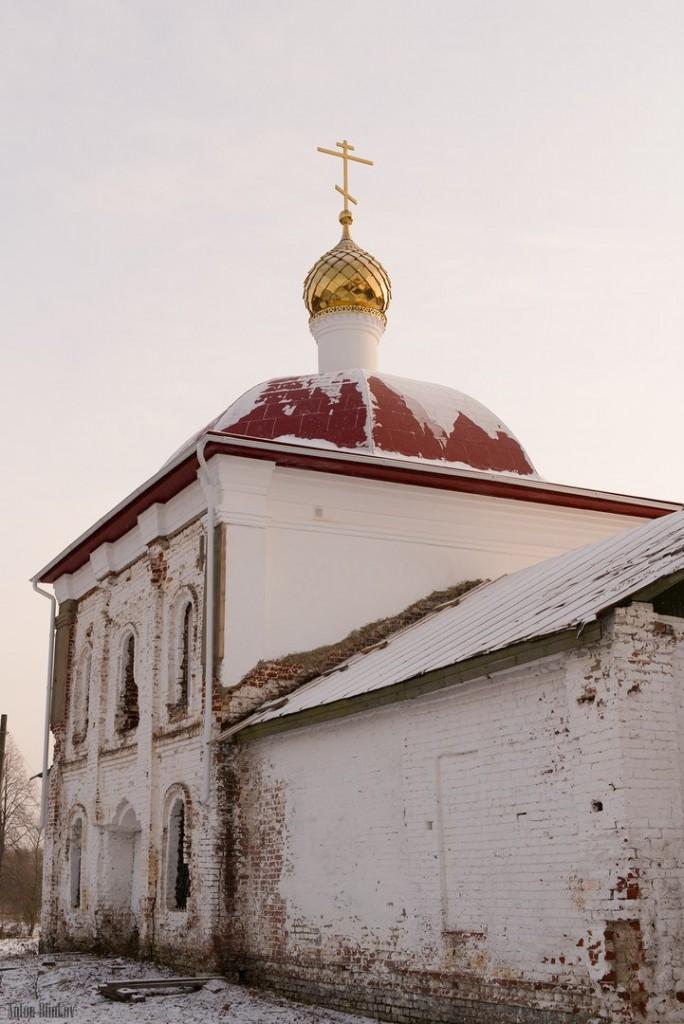 Павловское. Церковь Воскресения Христова 03