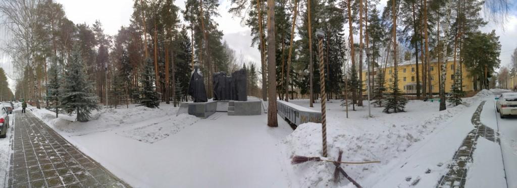 Памятник ВОВ, Вербовский