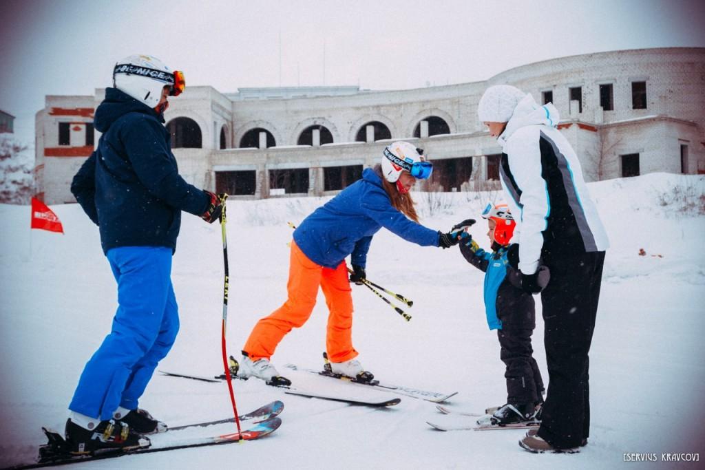 Первенство по горным лыжам на Студеной горе 02
