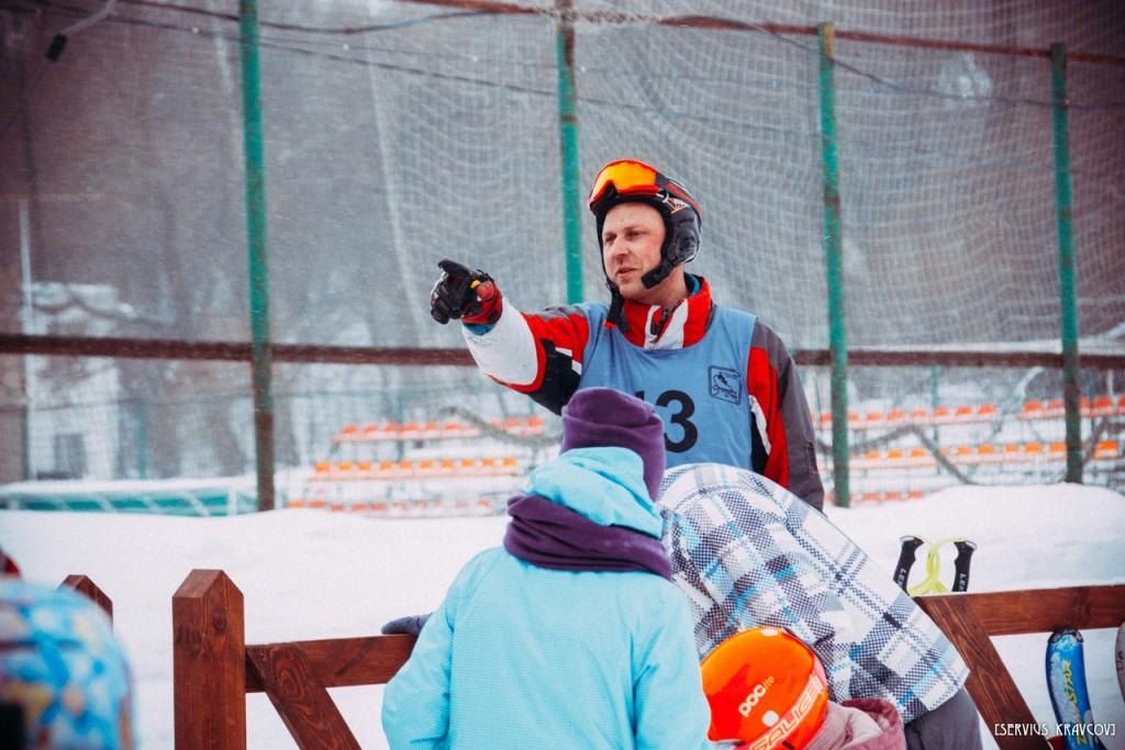 Первенство по горным лыжам на Студеной горе 05