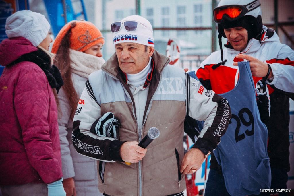 Первенство по горным лыжам на Студеной горе 07