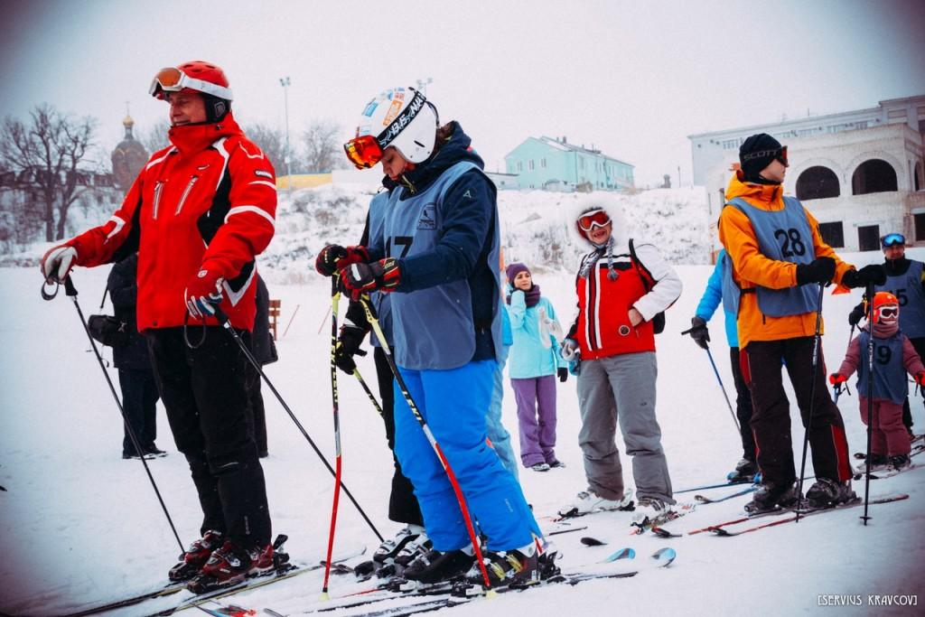 Первенство по горным лыжам на Студеной горе 08