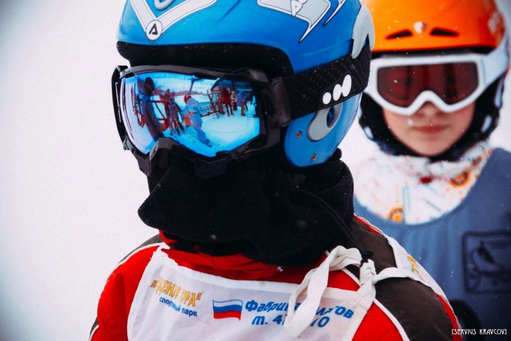 Первенство по горным лыжам на Студеной горе 09