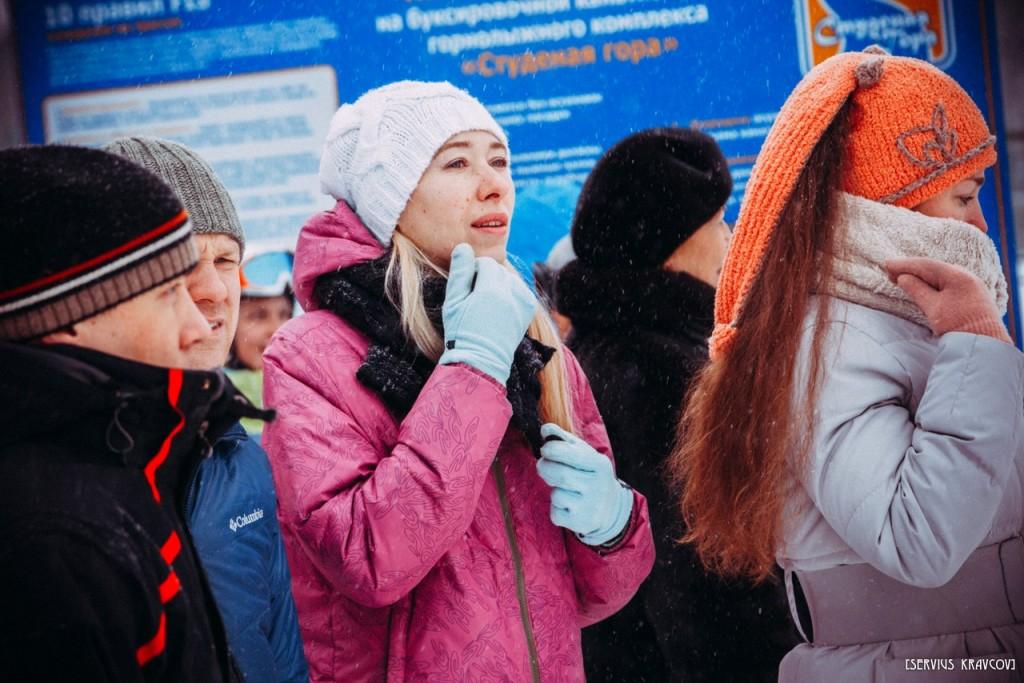 Первенство по горным лыжам на Студеной горе 12